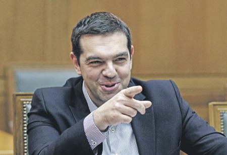 Grčki premijer