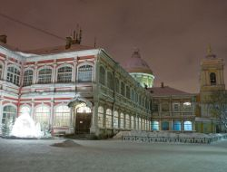 Alexander Nevsky Monastery, St. Petersburg
