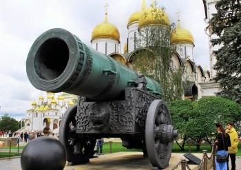 Top u Kremlju