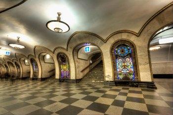 metro - Moskva