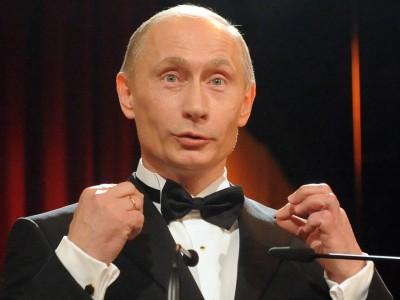 Putin - sadašnji ruski predsjednik