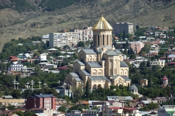 tbilisi gruzija crkva