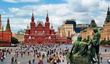 Moskva Crveni trg