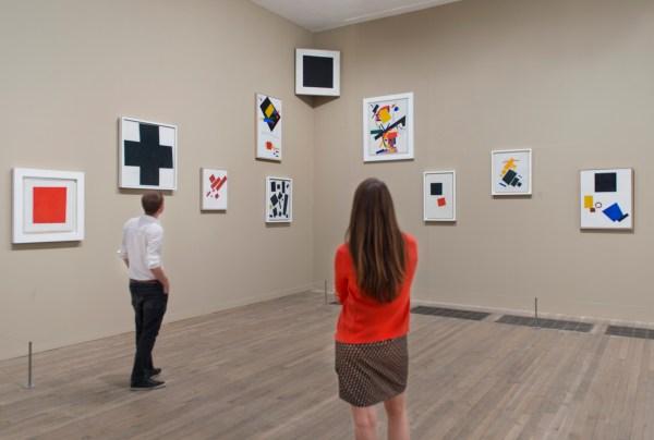 Malevich Exhibition Tate Modern Yevgeniya Ravcova Russian Art Culture