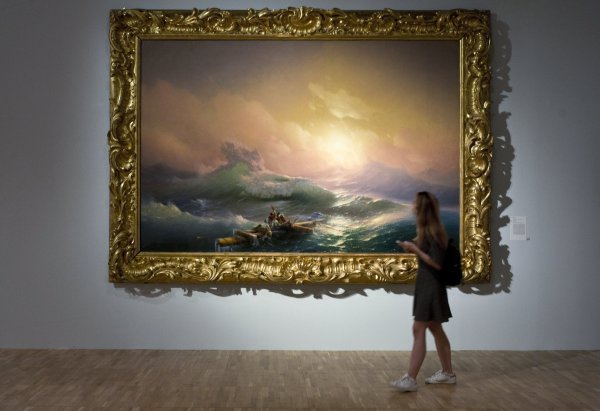 Moscow Tretyakov Under Fire Over Crimean Loans In Blockbuster Show Russian Art