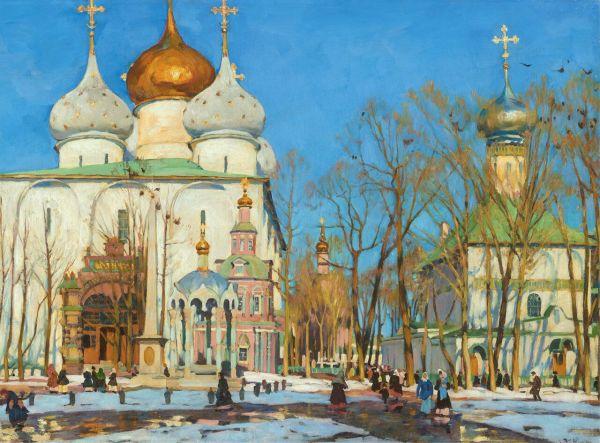 Interview Ivan Lindsay Masterpieces Of Soviet Art Russian Culture