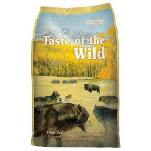Taste of the Wild High Prairie 30 lb