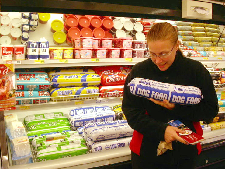 cheap dog food buyer