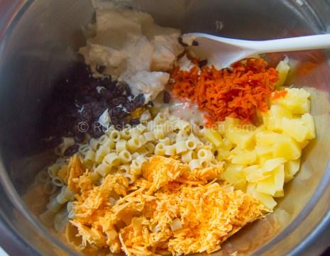 Filipino Chicken Macaroni Salad 08