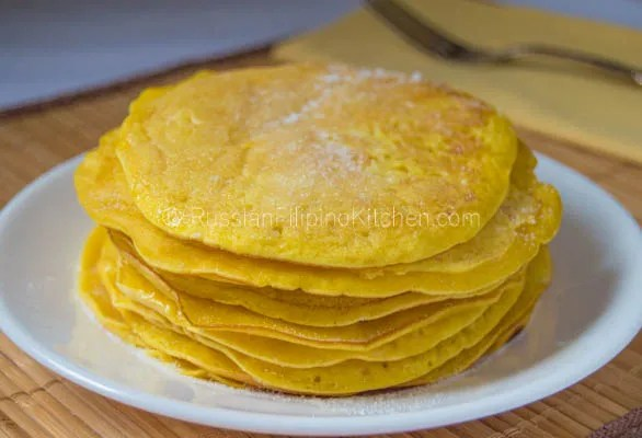 Filipino Hotcakes Russian Kitchen