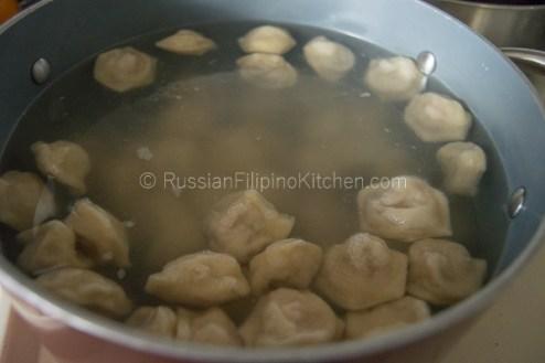 Pelmeni (Russian Meat Dumplings) 34