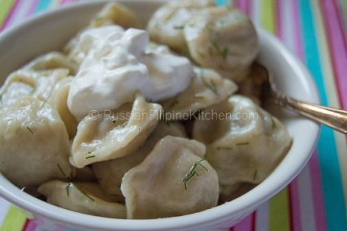 Pelmeni (Russian Meat Dumplings) 37