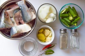 Bangus Paksiw (Milkfish in Vinegar Stew) 02