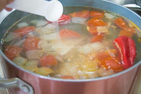 Fish Tinola Recipe or Tinolang Isda 07