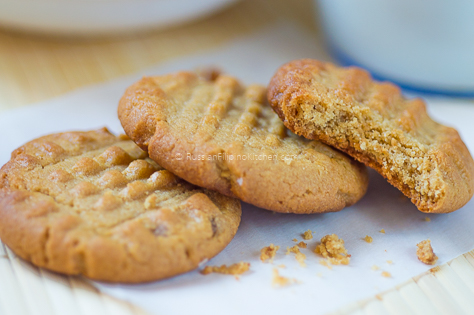 Classic Peanut Butter Cookies 20