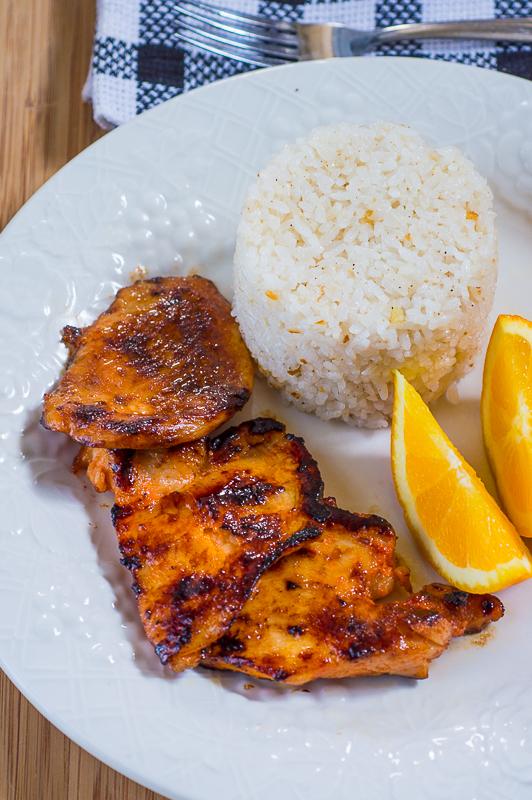 Filipino Homemade Chicken Tocino 01