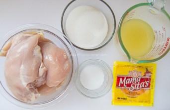 Filipino Homemade Chicken Tocino 02