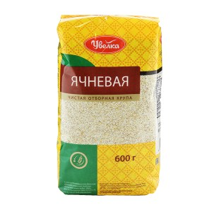 Сrushed Barley Groats. 1.32 lb/ 600g for Sale | $3.99 - Buy Online at RussianFoodUSA