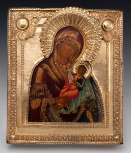"""""""Assuage My Sorrows"""" Icon of the Mother of God"""