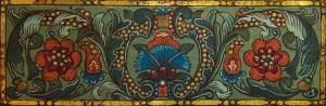 Old Believer Manuscript Ornament