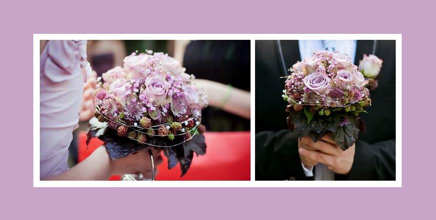 Kamille  Russische Hochzeit in Deutschland