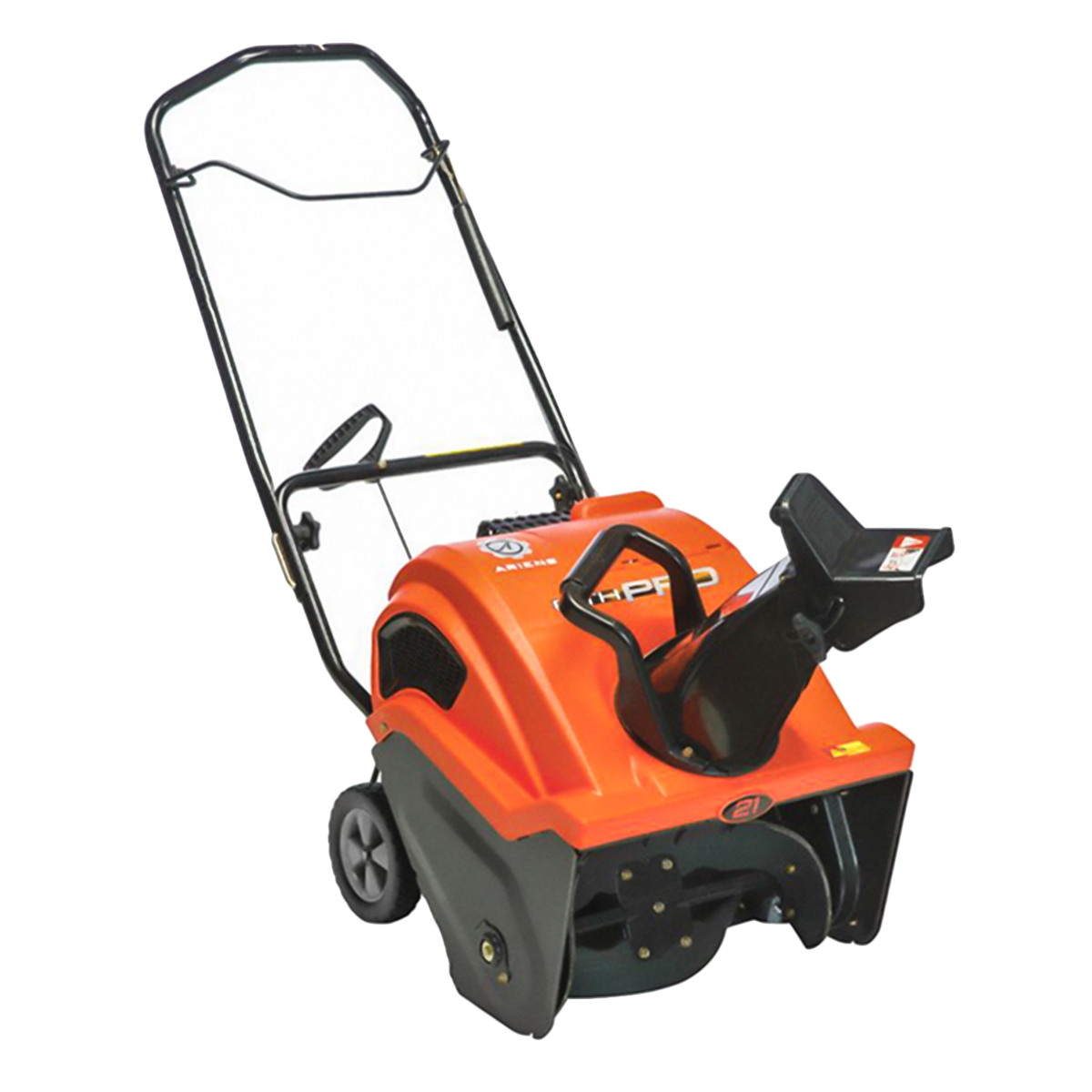 hight resolution of ariens path pro ss21e gas single stage snow blower electric start 938034