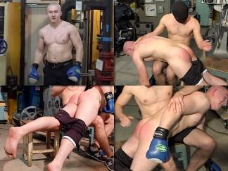 corporal punishment male