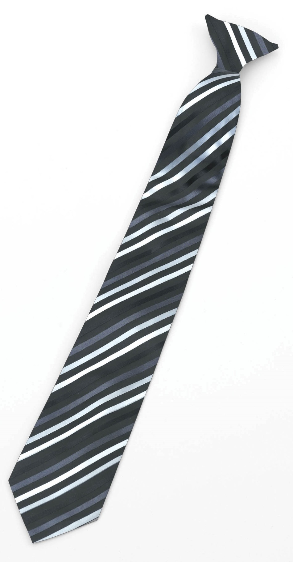 kitchen buffet inside cabinet storage tie black/grey stripe clip on