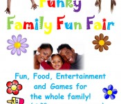 new Family fun day poster 2013