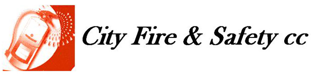 city fire and safety logo