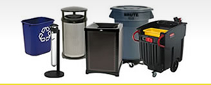 Rubbermaid Waste Products