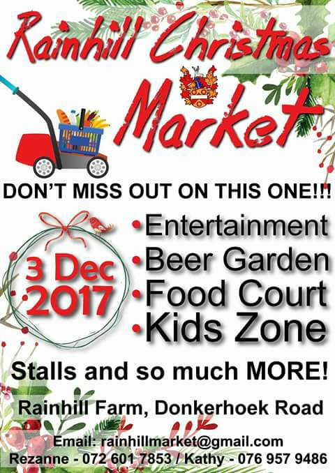 Rainhill Christmas Market