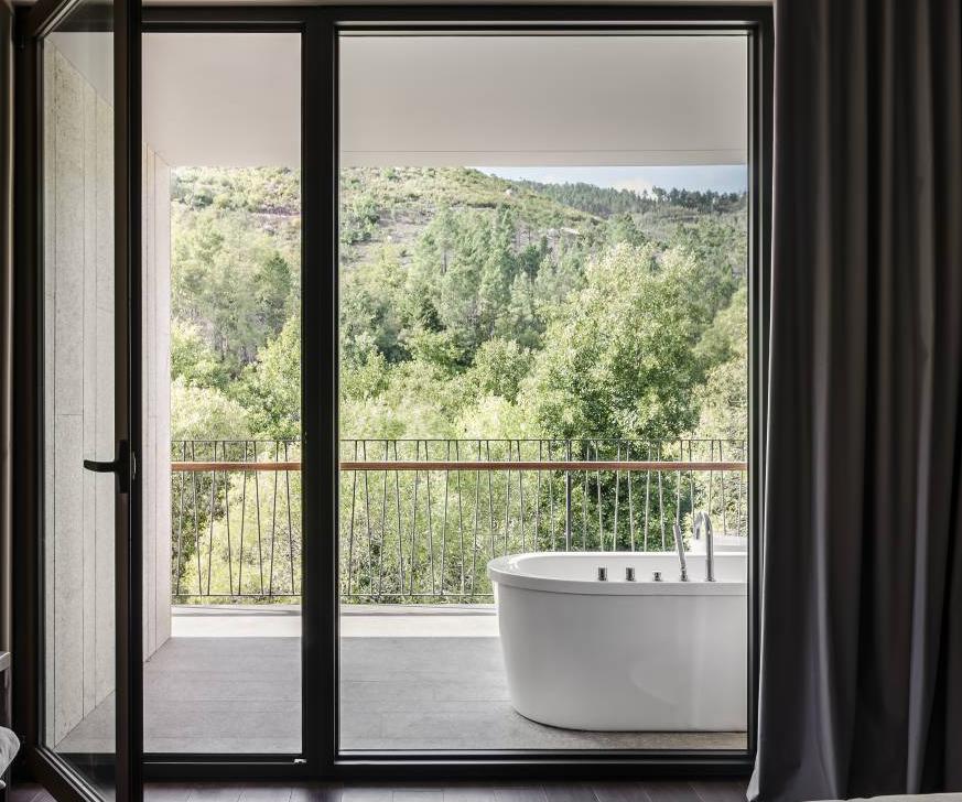 Hoteles con Jacuzzi Privado en la Habitacin  Hoteles Rusticae