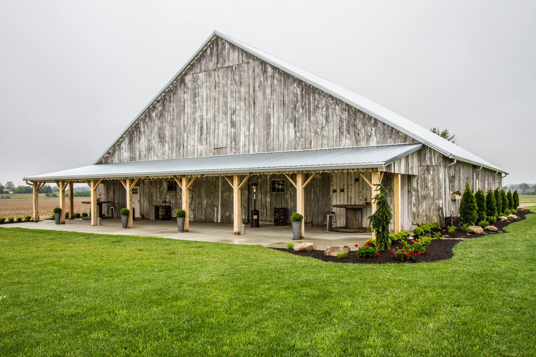 Venue Plan Wedding Business Barn