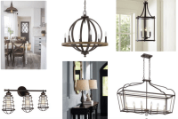 Farmhouse Lighting - what you need to know | Rustic ...