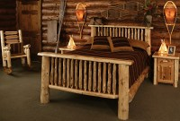 Montana Bed | Rustic Furniture Mall by Timber Creek