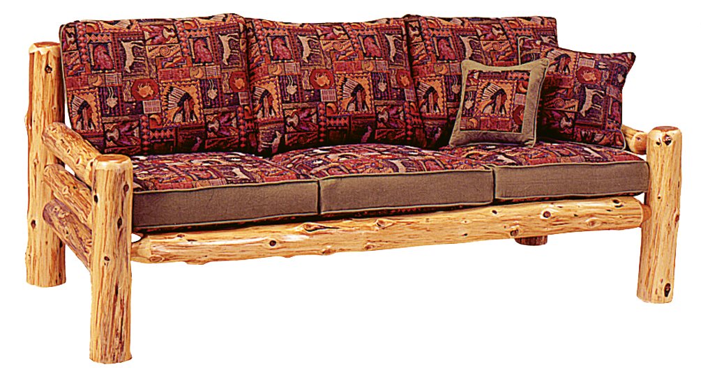 what kind of fabric for dining room chairs chair sash rental timberland sofa | rustic furniture mall by timber creek