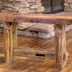 Rustic Sofa Table Canada Large Chesterfield Sofas Uk Rocky Mountain | Furniture Mall By ...