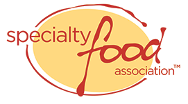Fancy Food Show logo Specialty Food Association Rustichella d'Abruzzo