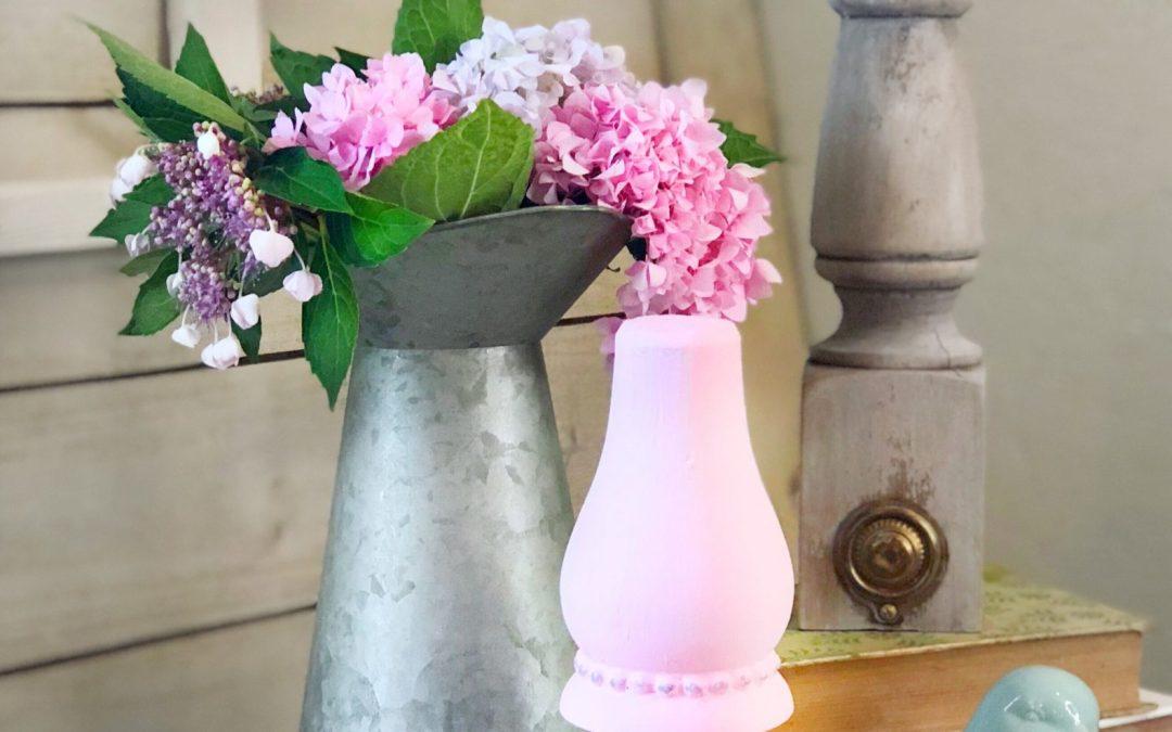 Farmhouse Glam DIY – Adding Texture To Home Decor