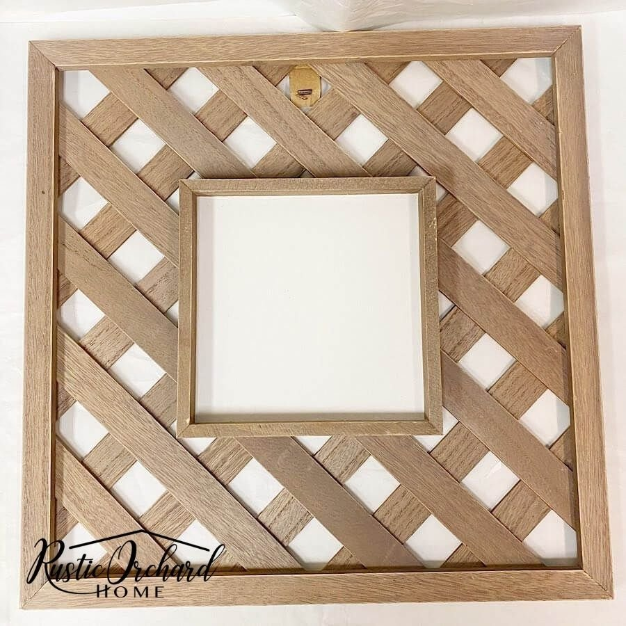 DIY Boho Wall Art using Belles and Whistles Transfers from Dixie Belle Chalk Paint.