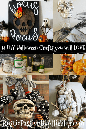 Easy And Affordable Diy Halloween Home Decor And Craft Projects