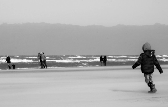 Jongetje op het strand - vakantie - tips voor meer genieten van vakantie