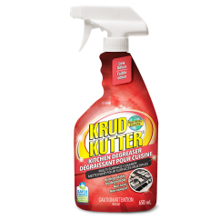 Kitchen Degreaser Retro Furniture Cleaner Product Page
