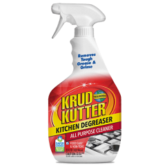 Kitchen Cleaning Products Stainless Steel Backsplash Degreaser All Purpose Cleaner Krud Kutter Spray