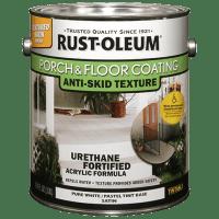 Rustoleum Porch And Floor Coating  Floor Matttroy