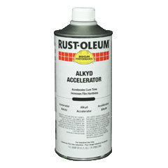 Adding Hardener To Rustoleum Paint