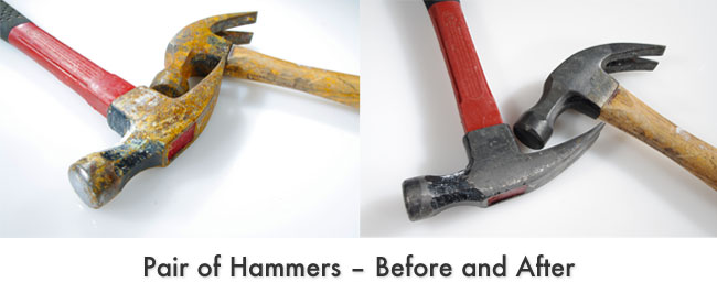 Pair of Hammers