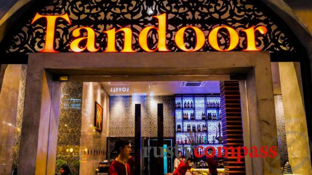 Tandoor Restaurant Saigon  review by Rusty Compass