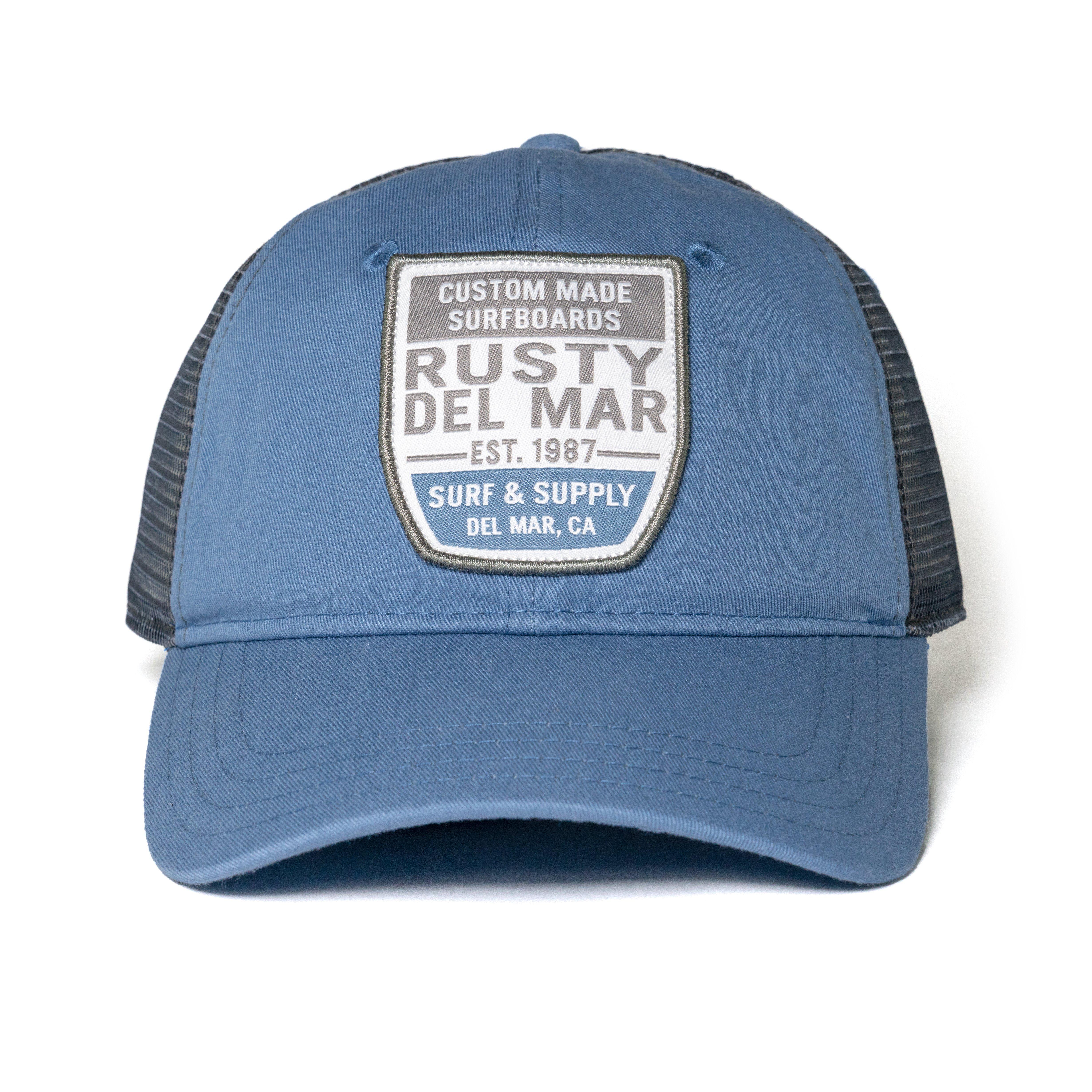 964c7800e10 Hats - Rusty Del Mar